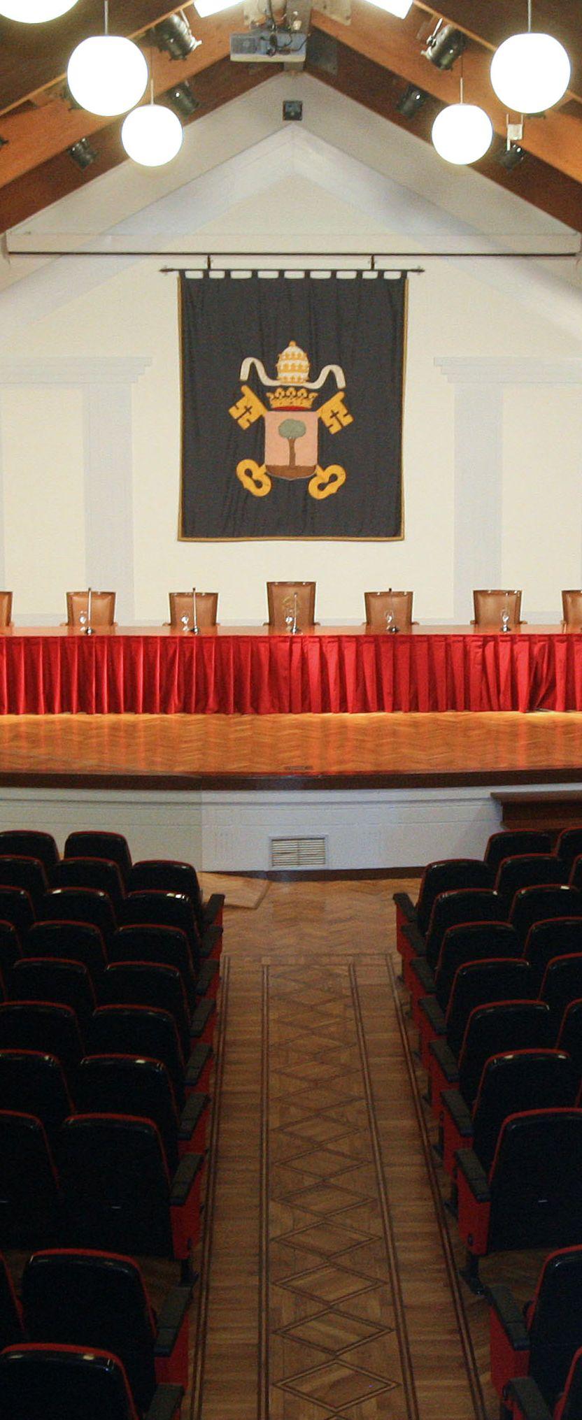 PARANINFO - Palacio de Congresos Conde Ansúrez