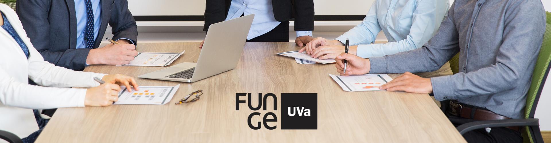Patronato y consejo ejecutivo Funge UVa