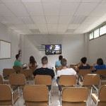 Sala de TV, vídeo y DVD