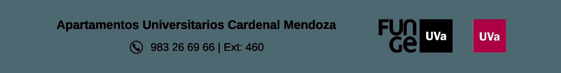 Contacto Apartamentos Universitarios Cardenal Mendoza
