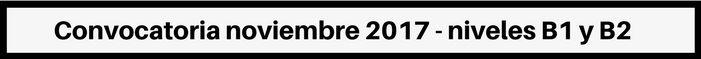 convocatoria noviembre 2017 banner