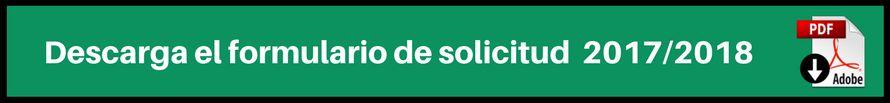 Formulario Solicitud Residencia Duques de Soria 2017 2018