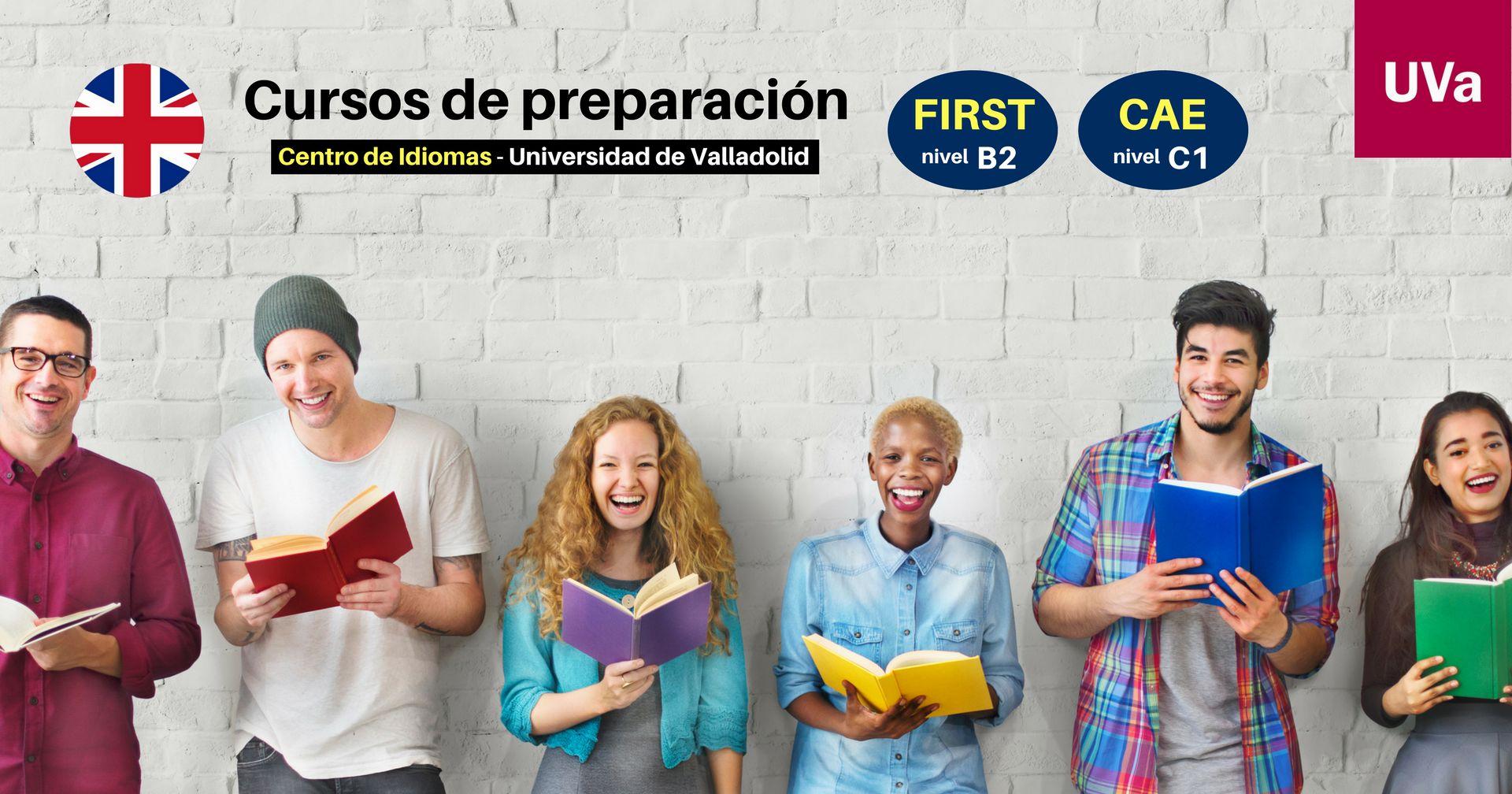 Campaña Facebook curso First y Advanced - genérico