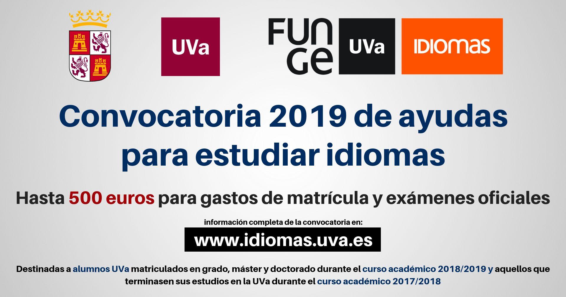 Ayudas Junta 2019