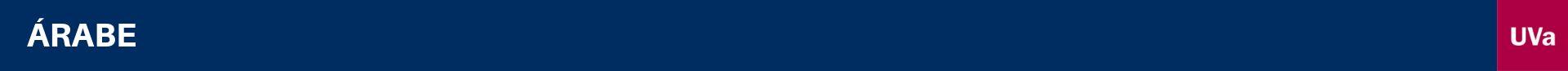 Árabe banner cursos web
