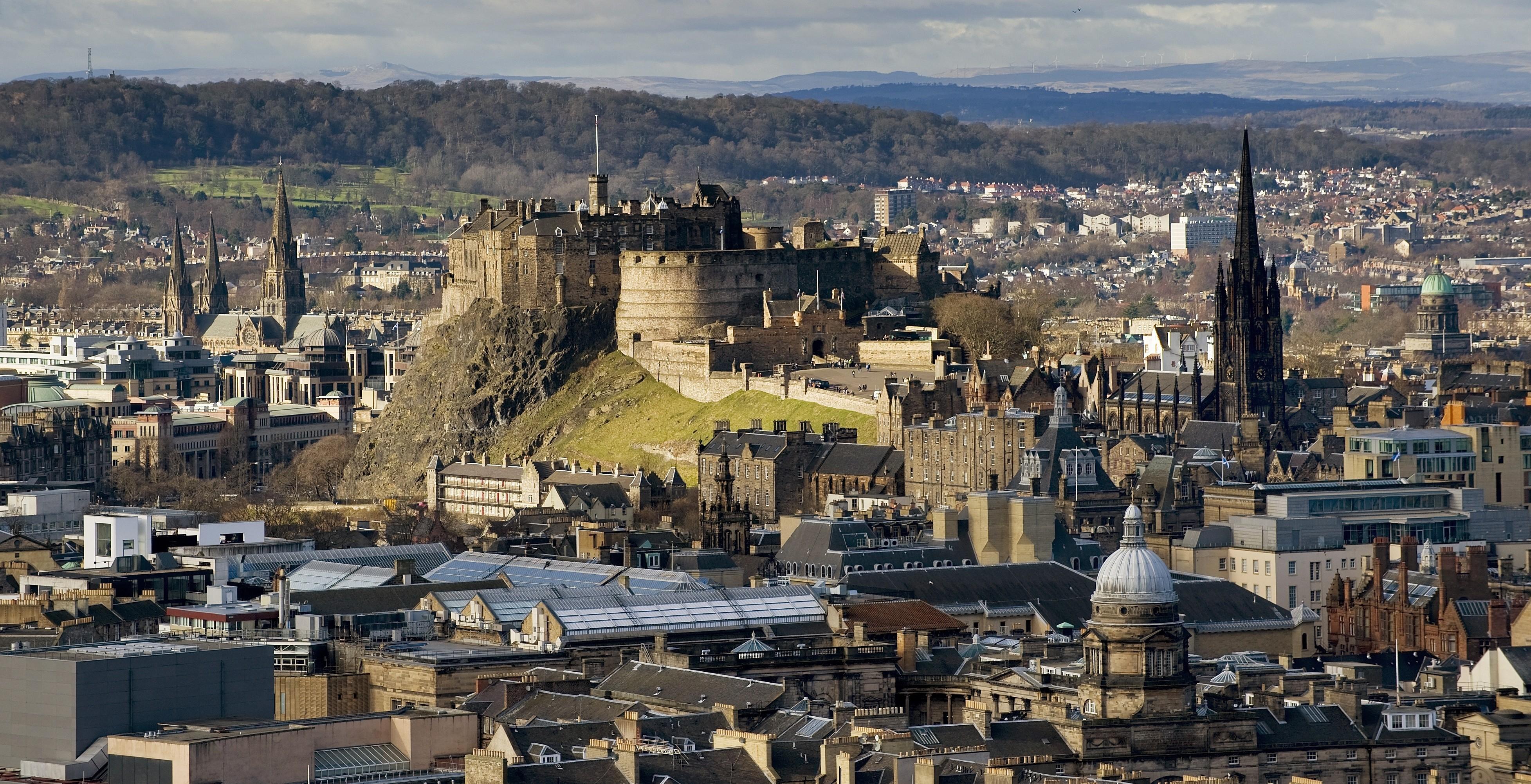 Edimburgo castillo