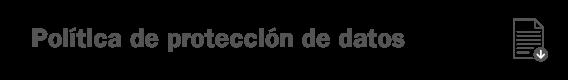 Política de protección de datos - Funge UVa banner