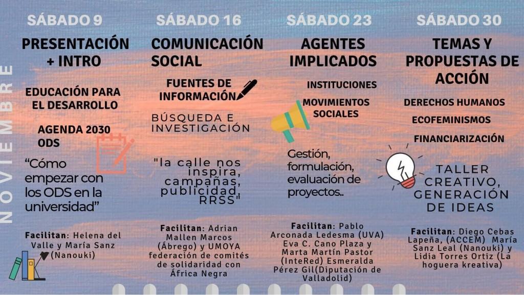 cooperacion desarrollo