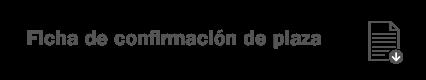 Confirmación de plaza Apartamentos Universidad de Valladolid Cardenal Mendoza