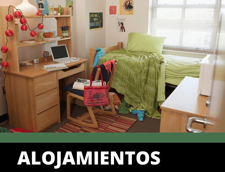 Alojamientos - Fundación General de la Universidad de Valladolid - Home