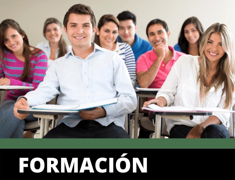 Formación - Fundación General de la Universidad de Valladolid - Home