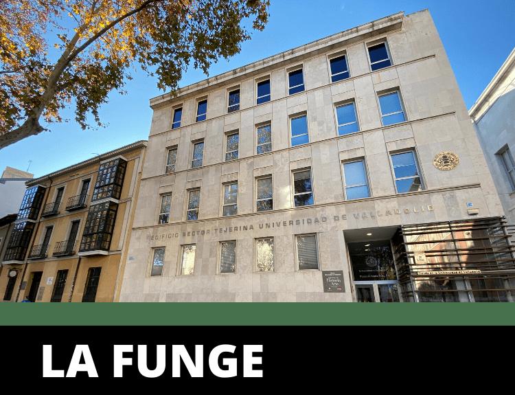 La Funge - Fundación General de la Universidad de Valladolid - Home