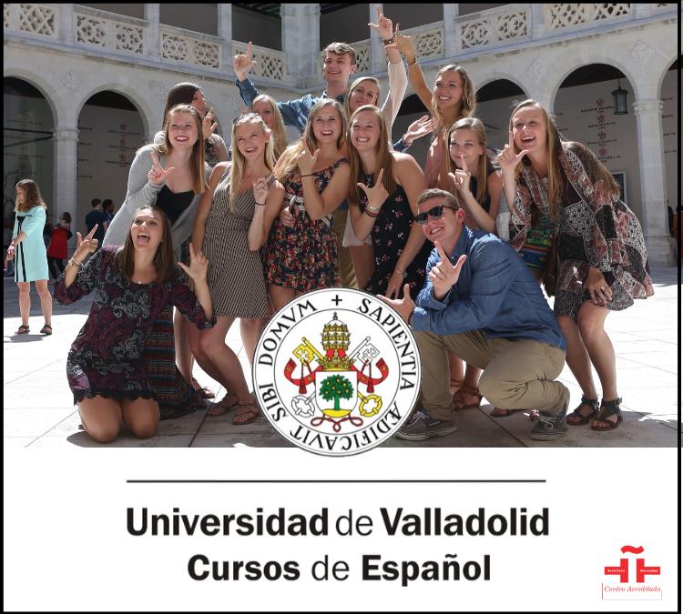 Cursos de español de la Universidad de Valladolid - enlace