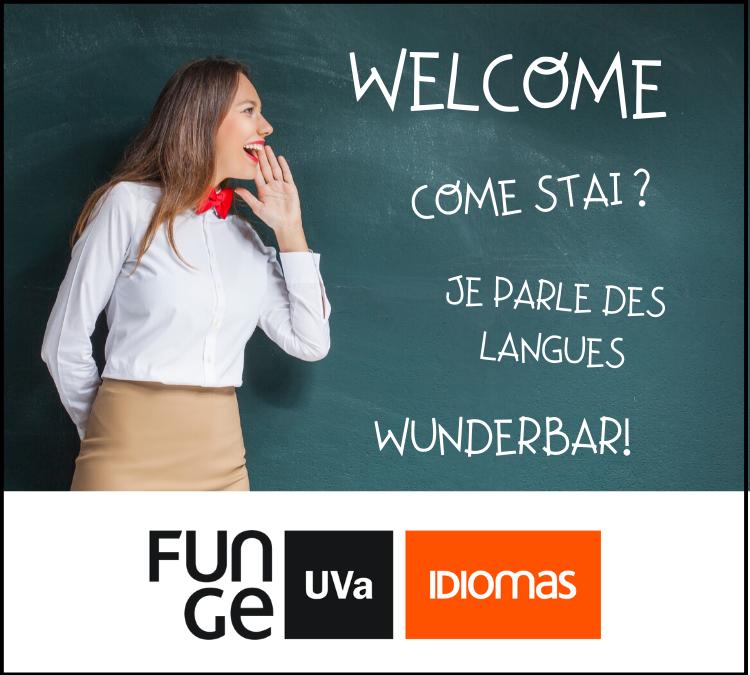 Cursos de idiomas de la Universidad de Valladolid - enlace 1