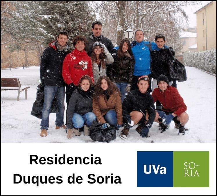 Residencia Duques de Soria - web intermedia